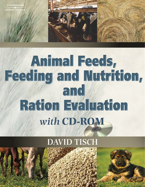 Animal Feeds, Feeding and Nutrition, and Ration Evaluation CD-ROM