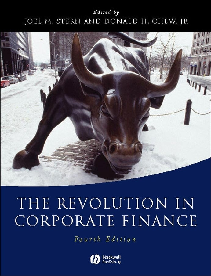 The Revolution in Corporate Finance