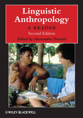 Linguistic Anthropology