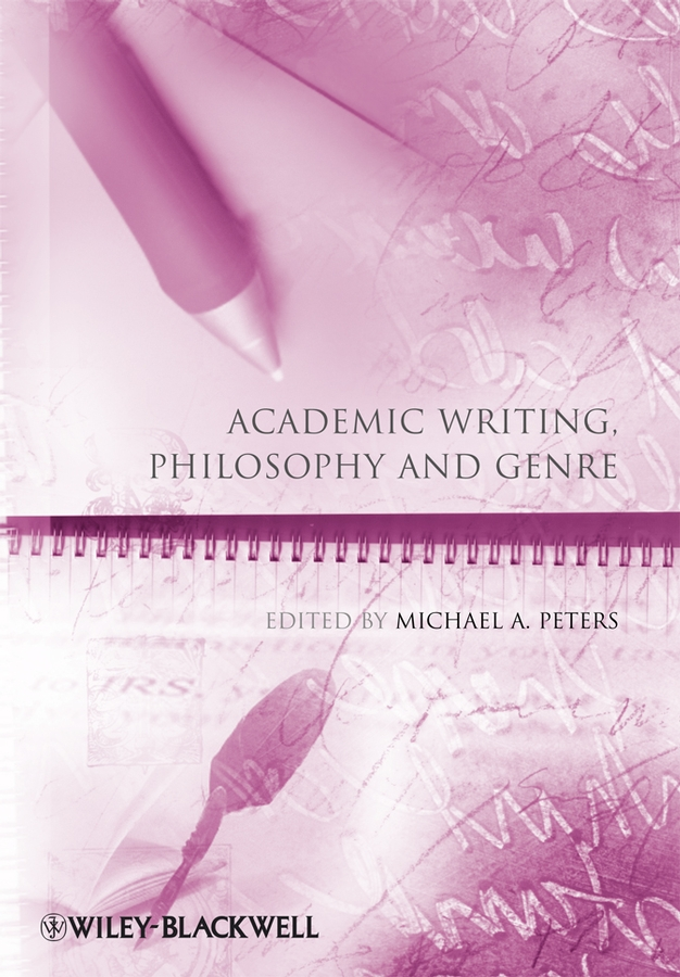 Academic Writing, Philosophy and Genre