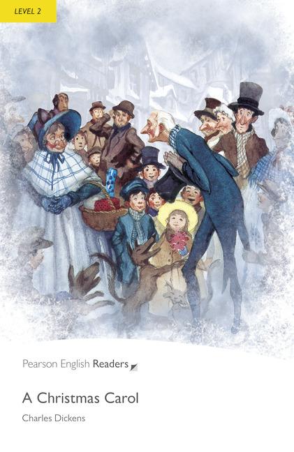 Pearson English Readers Level 2: A Christmas Carol