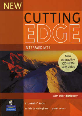 New Cutting Edge Intermediate Students' Book and CD Pack