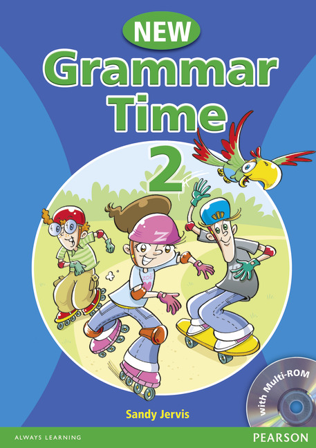 Grammar Time 2 Student Book with CD