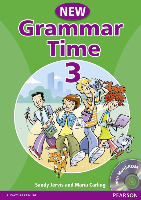 Grammar Time 3 Student Book with CD