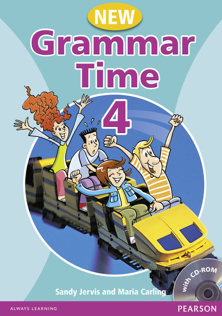 Grammar Time 4 Student Book with CD