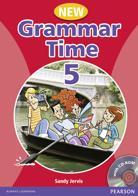 Grammar Time 5 Student Book with CD