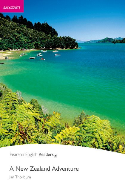 Pearson English Readers Easystarts: A New Zealand Adventure