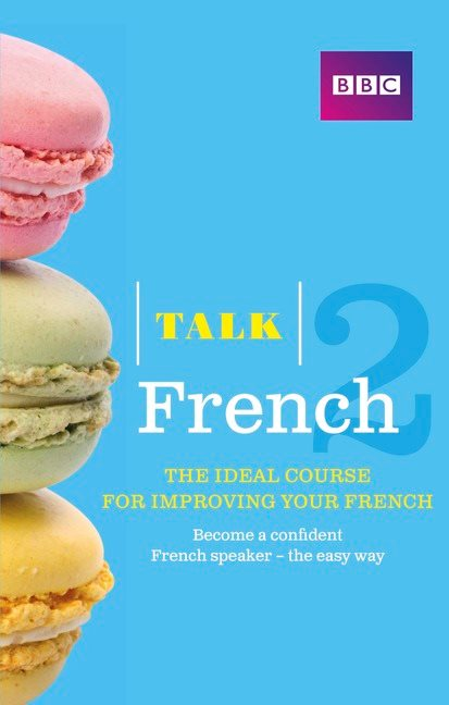 Talk French 2 (Book + CD)