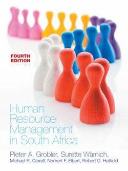 Human Resource Management in South Africa