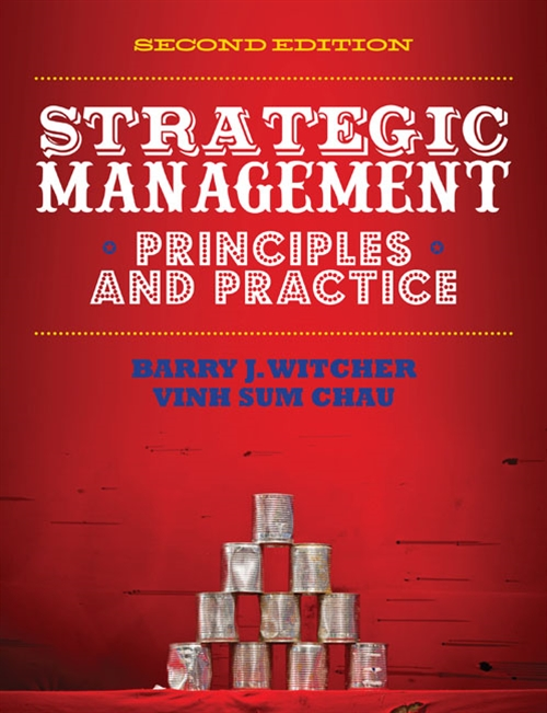 Strategic Management : Principles & Practice (with CourseMate and eBook Access Card)