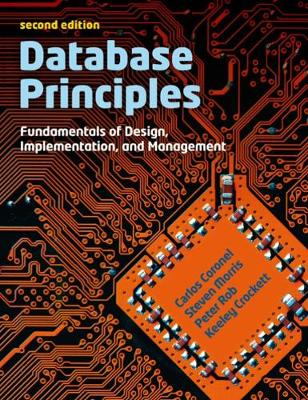 Database Principles : Fundamentals of Design, Implementations and Management (with CourseMate and eBook Access Card)