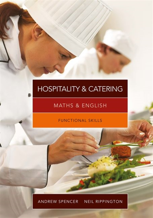 Maths & English for Hospitality and Catering : Functional Skills