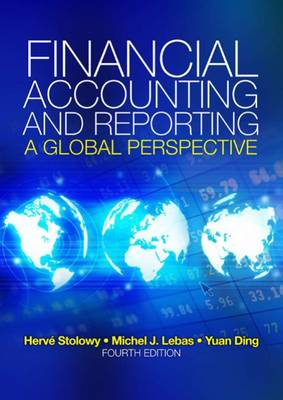 Financial Accounting and Reporting A Global Perspective (with CourseMate and eBook Access card)