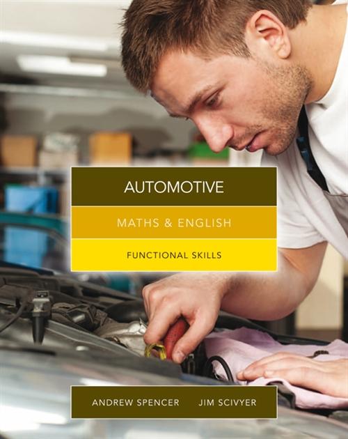 Maths & English for Automotive : Functional Skills