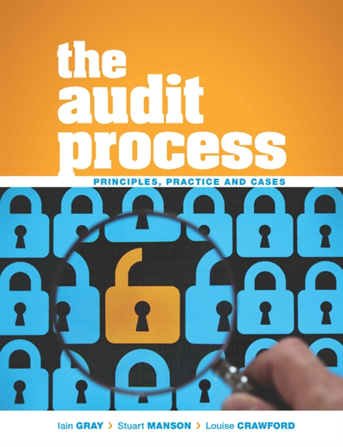 The Audit Process : Principles, Practice and Cases