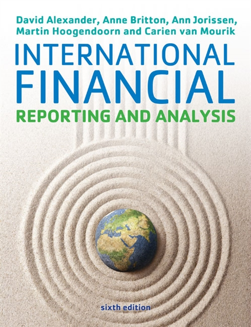 International Financial Reporting and Analysis : (with CourseMate and eBook Access)