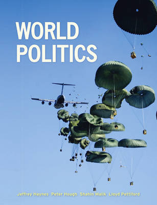 World Politics (plus website access card)