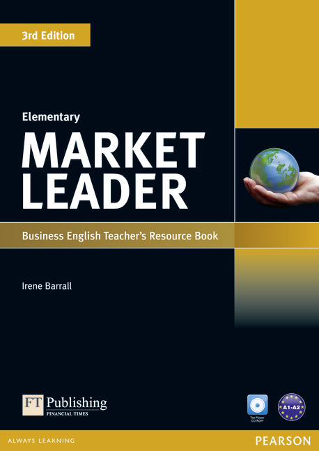 Market Leader 1 Elementary Teacher's Resource Book/Test Master CD-ROM Pack