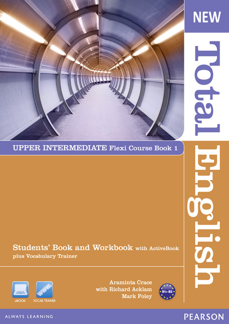 New Total English Upper Intermediate Flexi Course Book 1