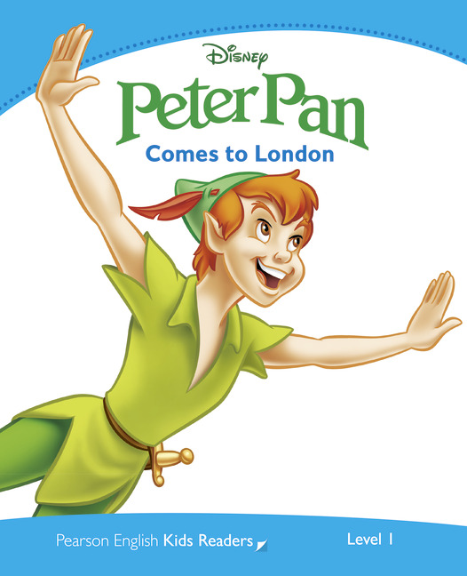Pearson English Kids Readers Level 1: Peter Pan