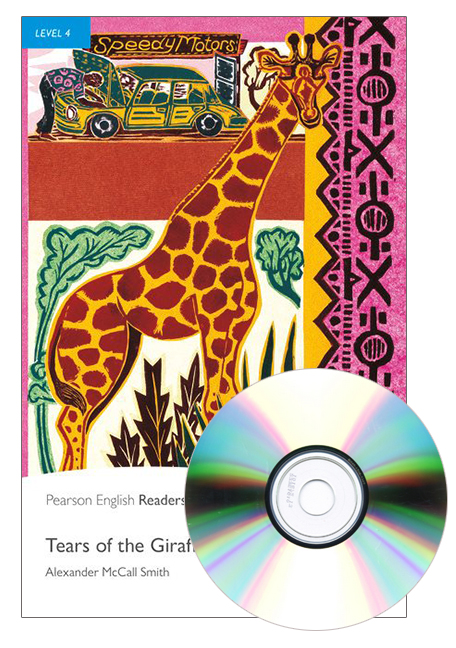 Pearson English Readers Level 4: Tears of the Giraffe (Book + CD)