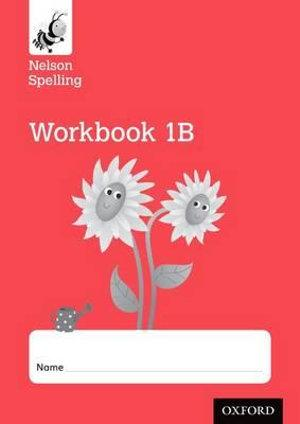 New Nelson Spelling Workbook Red B