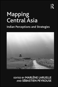 Mapping Central Asia