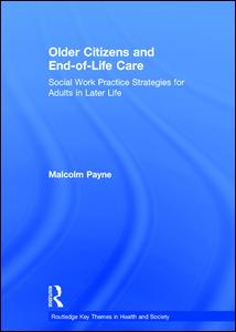 Older Citizens and End-of-Life Care