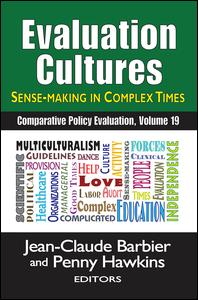 Evaluation Cultures