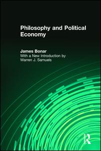 Philosophy and Political Economy