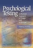 Psychological Testing: A Practical Approach to Design and Evaluation