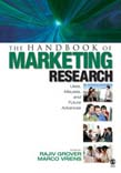 Handbook of Marketing Research: Uses, Misuses, and Future Advances