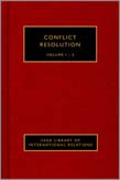 Conflict Resolution (5 Volume Set)