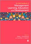 SAGE Handbook of Management Learning, Education and Development
