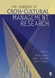 Handbook of Cross-Cultural Management Research
