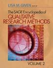SAGE Encyclopedia of Qualitative Research Methods