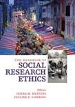 Handbook of Social Research Ethics