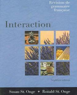 Bundle: Interaction: Révision de grammaire française (with Audio CD), 7th + Workbook/Lab Manual
