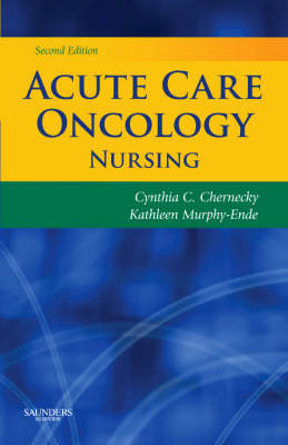 Acute Care Oncology Nursing, 2nd Edition