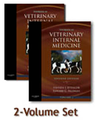 Textbook of Veterinary Internal Medicine Expert Consult: Expert Consult