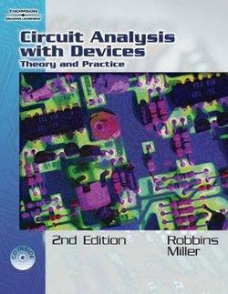 Circuit Analysis : Theory and Practice