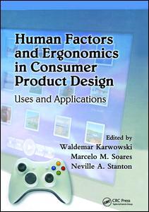 Human Factors and Ergonomics in Consumer Product Design