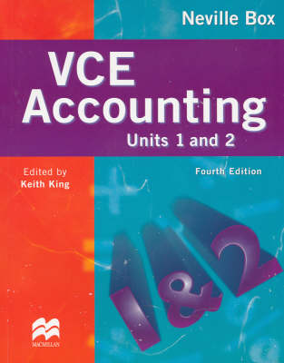 VCE Accounting: Units 1 and 2