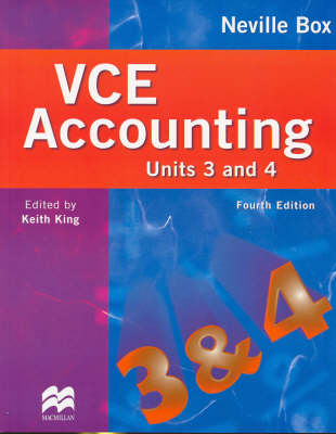 VCE Accounting: Units 3 & 4
