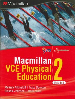 Macmillan VCE Physical Education 2 Units 3 and 4