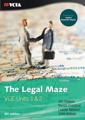 The Legal Maze - VCE Units 1 and 2