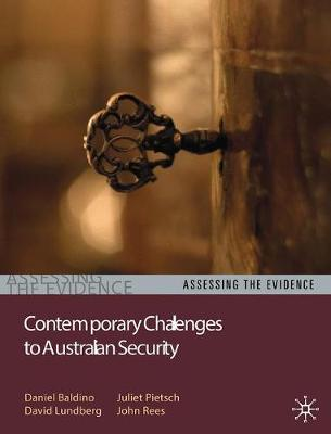 Contemporary Challenges to Australian Security