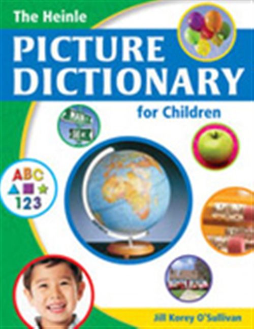 The Heinle Picture Dictionary for Children: Interactive CD-ROM