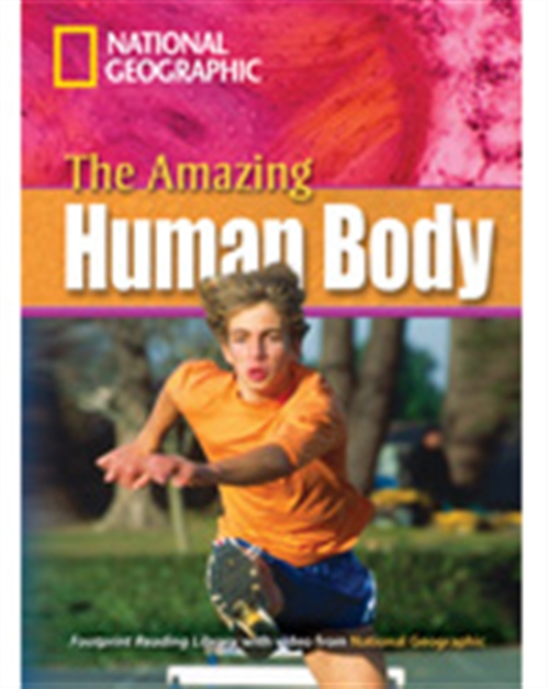 The Amazing Human Body + Book with Multi-ROM : Footprint Reading Library 2600