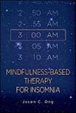 Mindfulness-Based Therapy for Insomnia